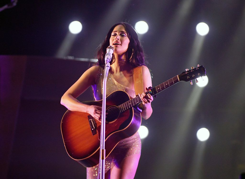 Recording artist Kacey Musgraves performs on the opening night of the second leg of her Oh, What a World: Tour II at the Chelsea at the Cosmopolitan of Las Vegas on Aug. 20, 2019 in Las Vegas, Nev.