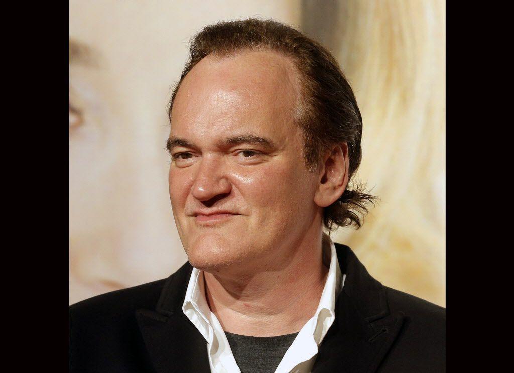 Quentin Tarantino / AGENCIA REFORMA