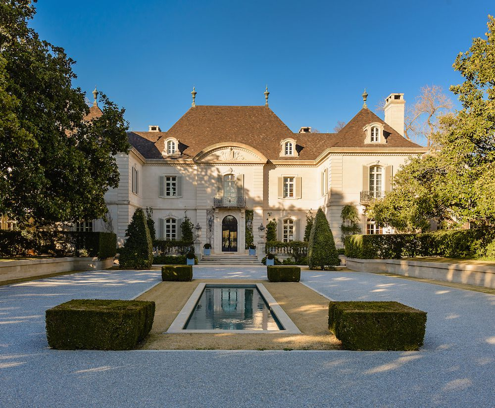 The 14-acre Crespi Estate on Walnut Hill Lane in North Dallas was priced at more than $38 million.