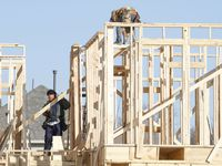 Builders started more than 15,000 D-FW homes in the first quarter