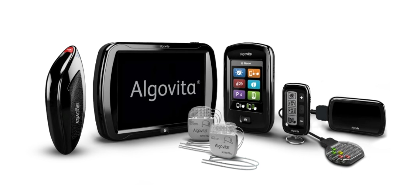 Algovita is Nuvectra's first commercial product. It was featured in the company's June investor presentation.