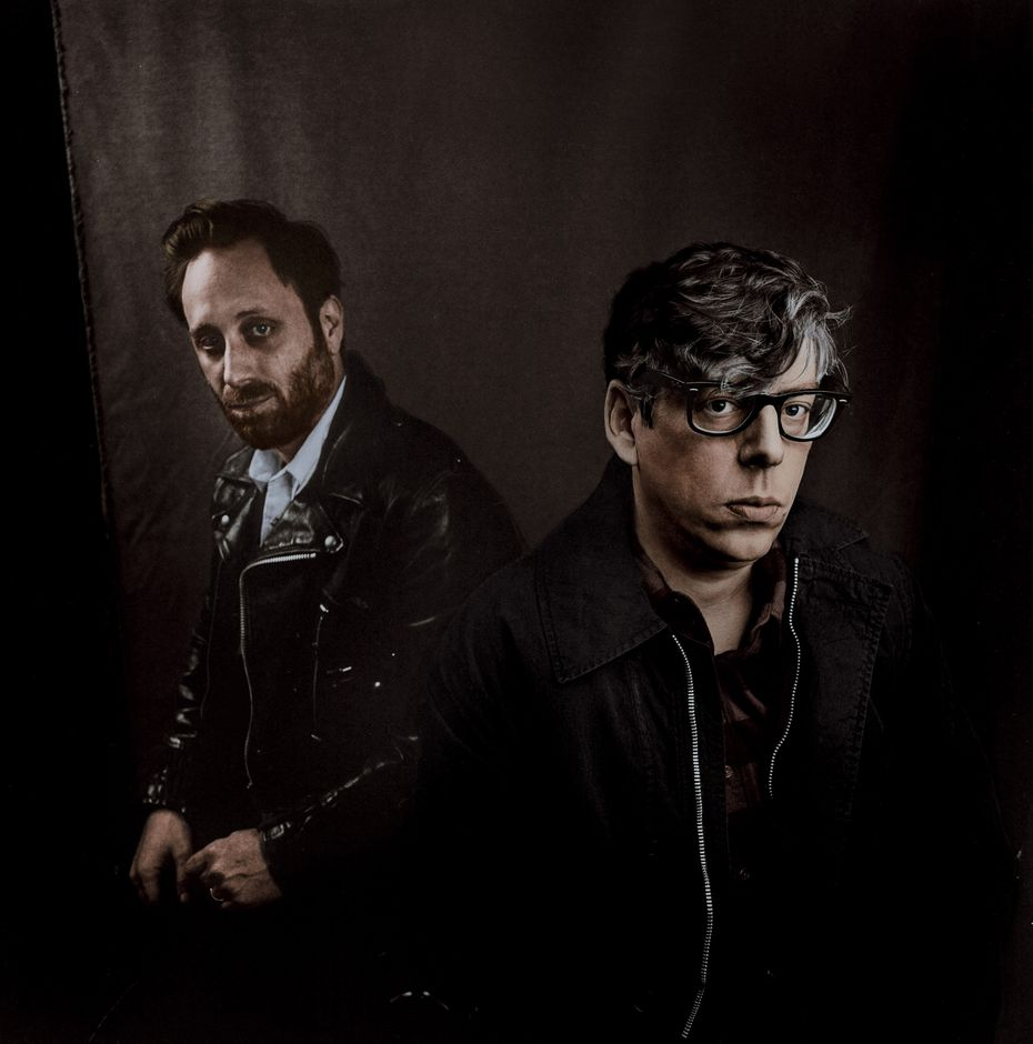 Blues-rock duo the Black Keys (left to right: Dan Auerbach, Patrick Carney) return with their first album after a four-year break.