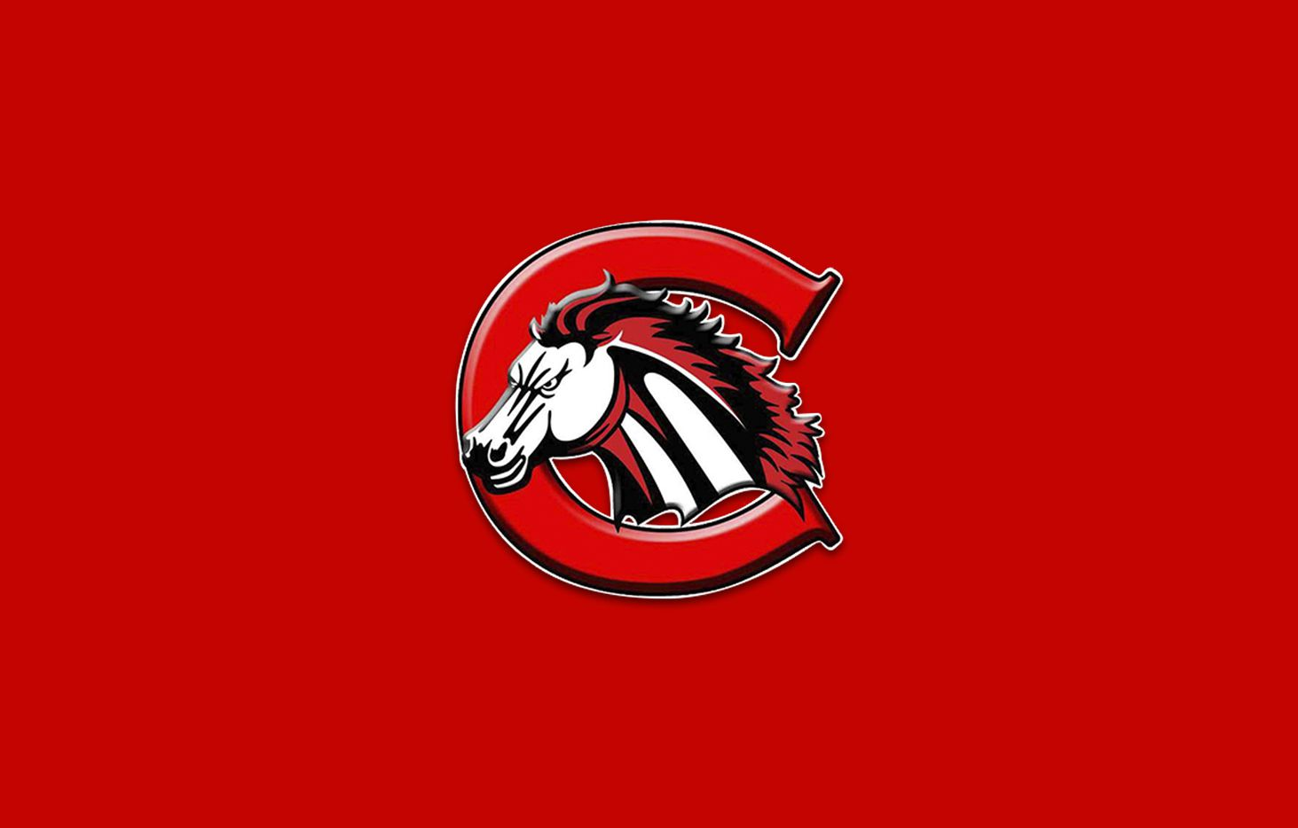 Carrollton Creekview logo.