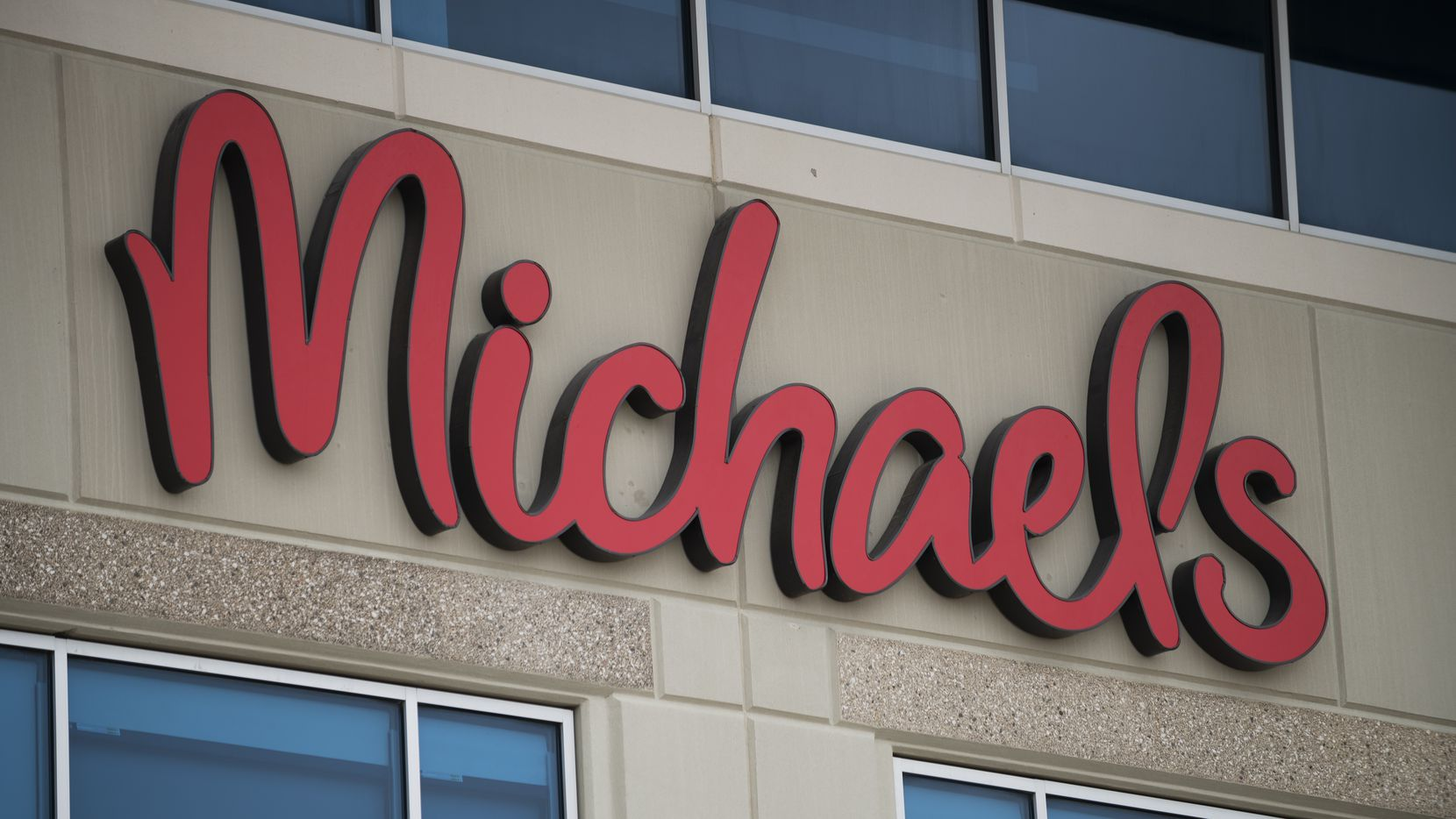 Michaels Cos.' headquarters in Irving. The company says it will begin to sell customers' creations by mid-2022.