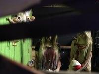 Las casas embrujadas se adaptan a la pandemia con recorridos drive-thru