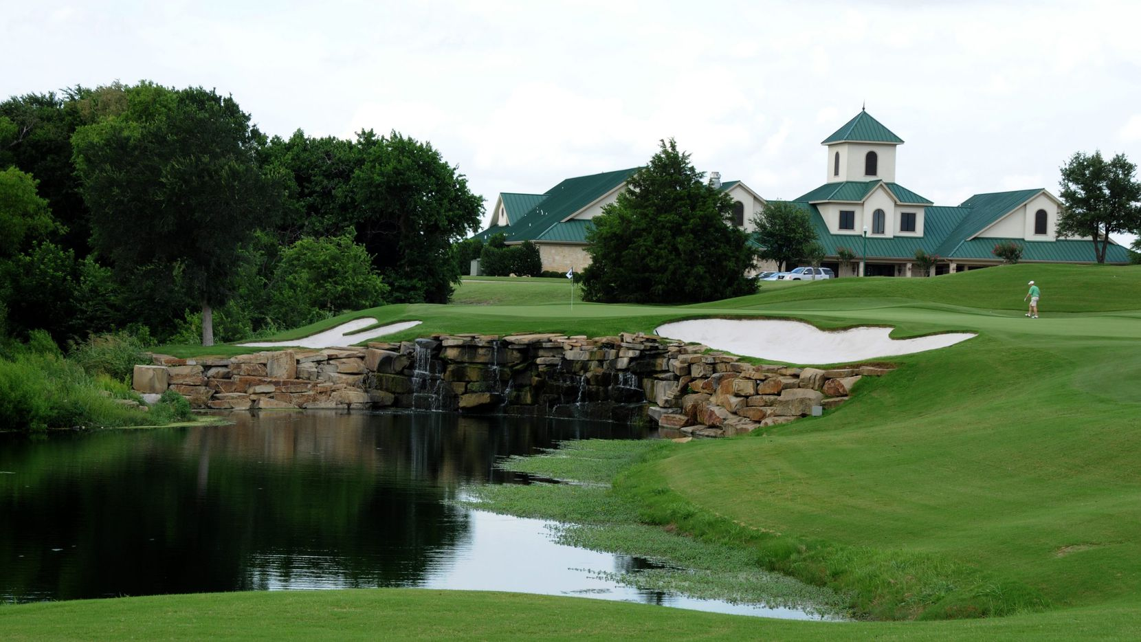 Gentle Creek Country Club in Prosper is the latest acquisition by Dallas-based Arcis Golf.