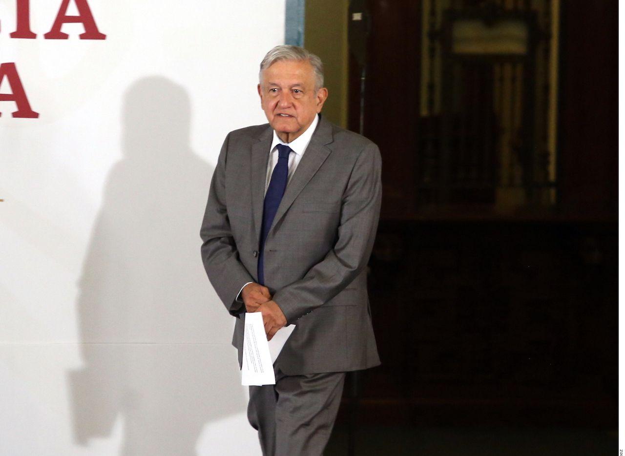 """El presidente Andrés Manuel López Obrador dijo estar conmovido por las condiciones que enfrentará Joaquín """"El Chapo"""" Guzmán en prisión"""
