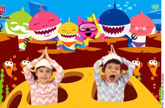 'Baby Shark' se presentará en 26 capítulos de media hora por Nickelodeon.