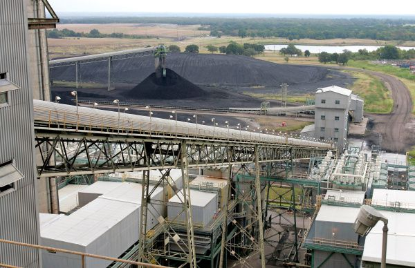 A coal-fired power plant near Fairfield, Texas, is one of four plants that do not have emissions control equipment called scrubbers. Energy Future Holdings said in 2019 that it did not have time to add new pollution equipment to coal plants in order to comply with Environmental Protection Agency pollution rules.