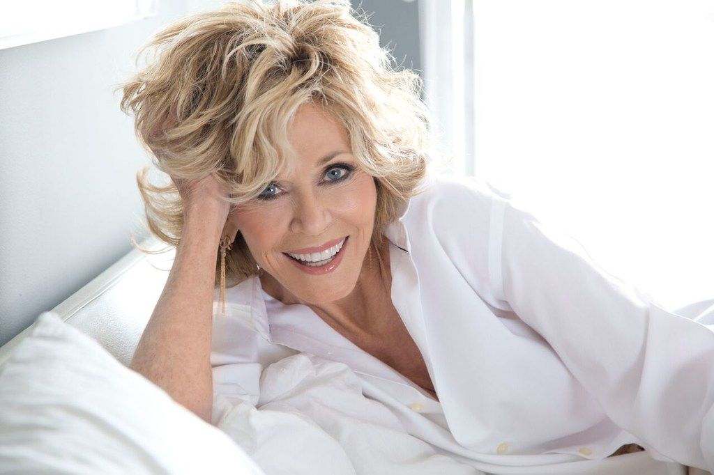 Jane Fonda will appear on July 8 at the Winspear Opera House in Dallas.
