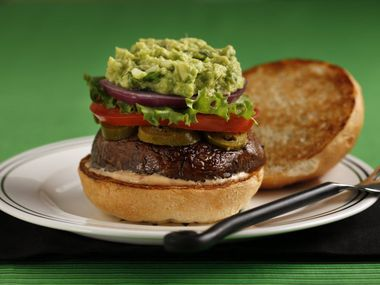 The vegan El Paso Burger is one of Spiral Diner's six vegan burger offerings. Several North Texas cities, including Dallas and Irving, made strong showings in a list of the country's most vegetarian-friendly cities.