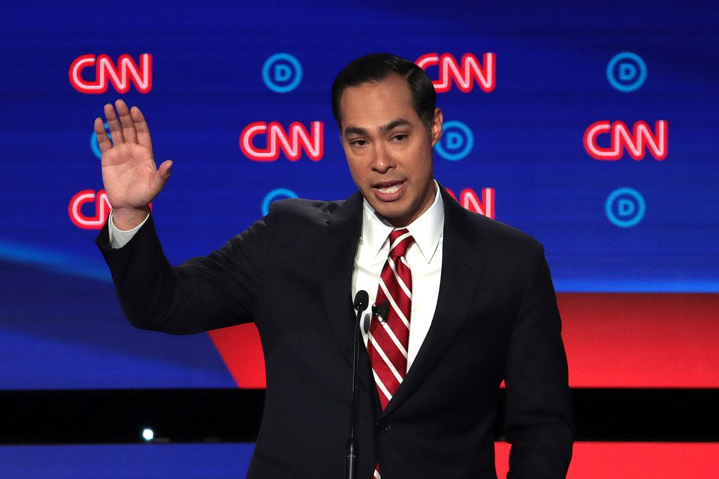 Democratic presidential candidate Julián Castro clashed in the second Democratic debates with former Vice President Joe Biden over immigration.