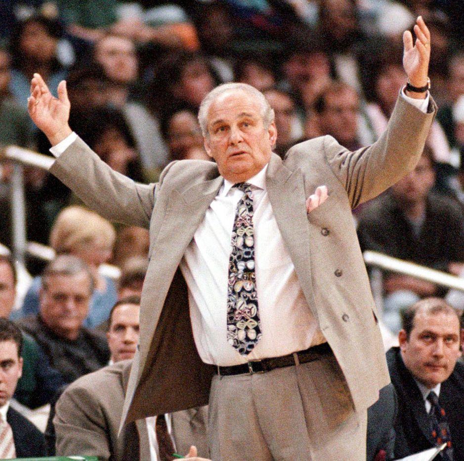 Former Villanova basketball coach Rollie Massimino died Aug. 30. (The Associated Press)