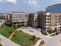 Cadence at Frisco Station has 322 apartments.