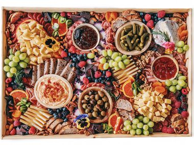 Ayesha Patel founded YaYaYum Boards, a Grapevine business that sells charcuterie boards, dessert boards and even brunch boards. Her new store is located in downtown Grapevine.