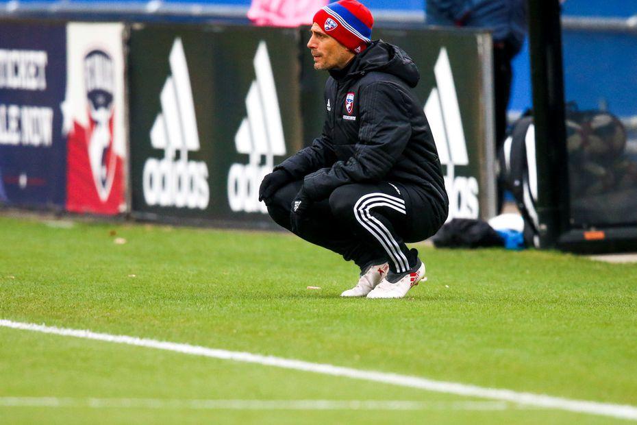 Luchi González estará en su segunda temporada como entrenador del FC Dallas.