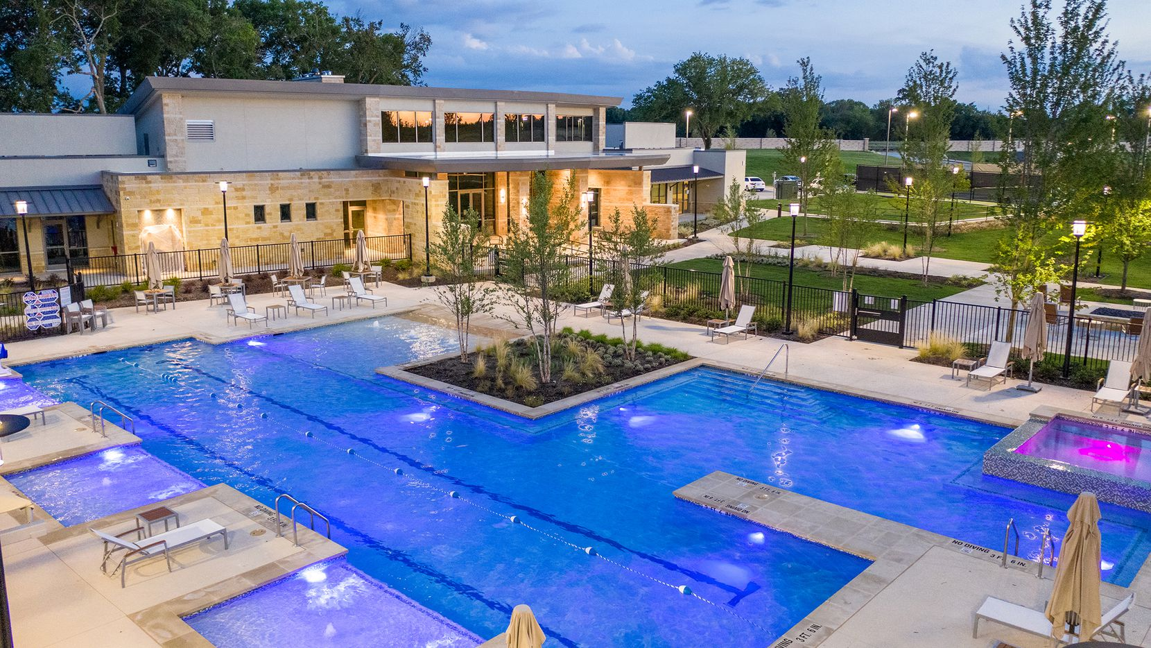 Models are open for touring at Del Webb at Trinity Falls in McKinney and Del Webb at Union Park in Little Elm.