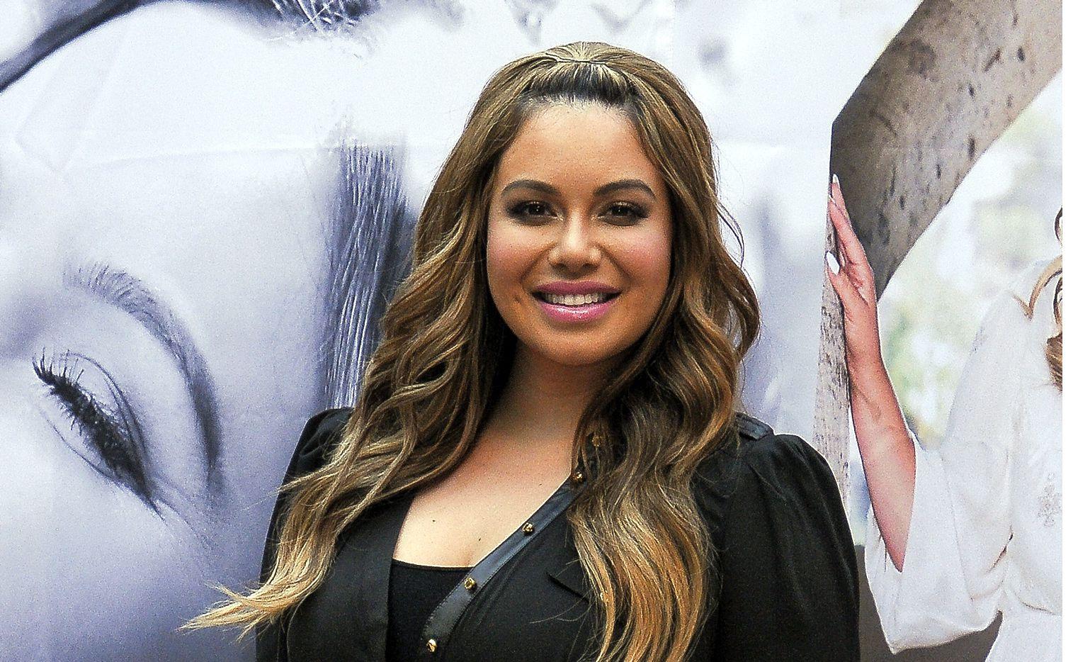 """""""Chiquis"""" Rivera cumplió el martes 33 años, y en redes aceptó su apariencia física./ AGENCIA REFORMA"""