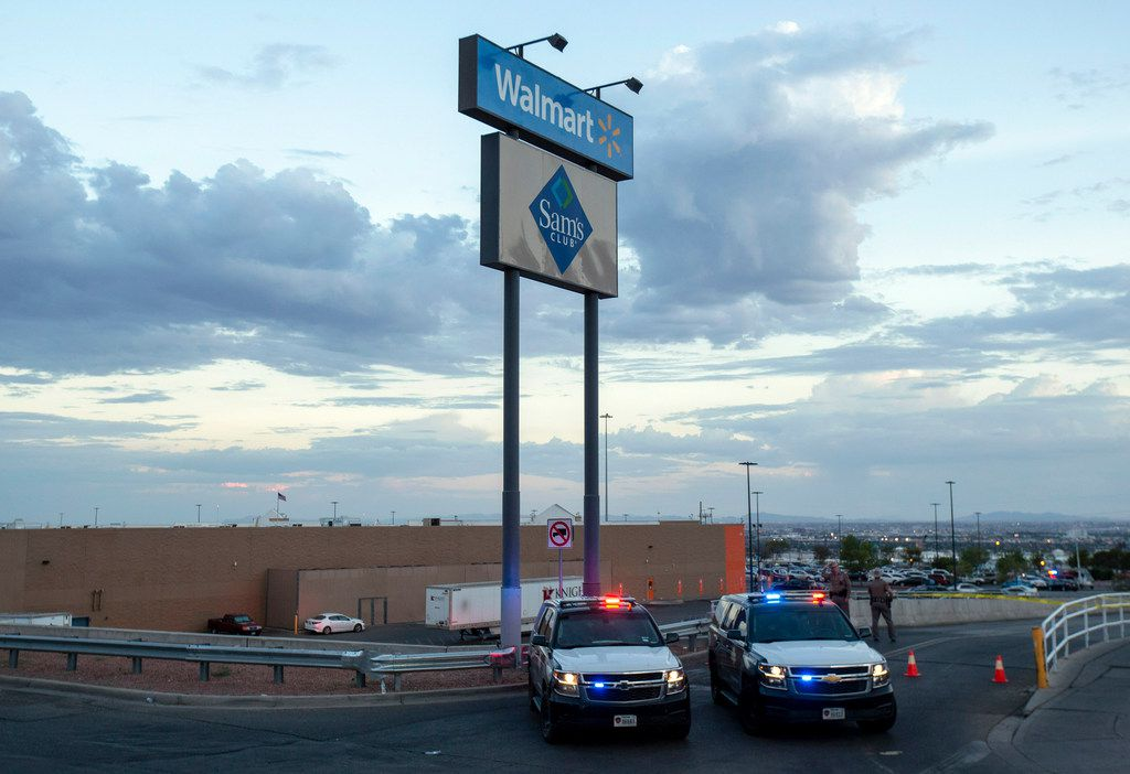 Walmart is discontinuing the sale of short-barrel and handgun ammunition after three mass shootings in the past month, including at this Walmart store in El Paso.