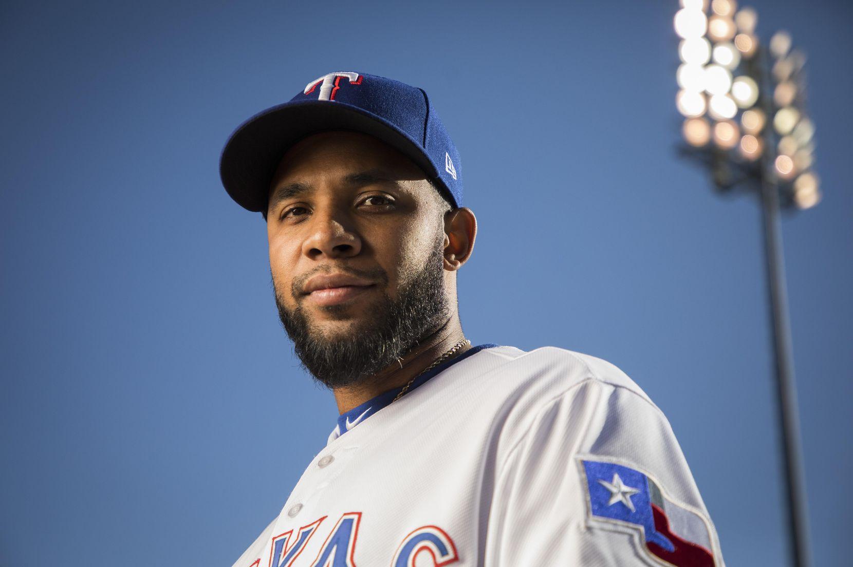Con 10 años en la franquicia, Elvis Andrus se ha convertido en la cara de los Texas Rangers. (DMN/Smiley N. Pool)