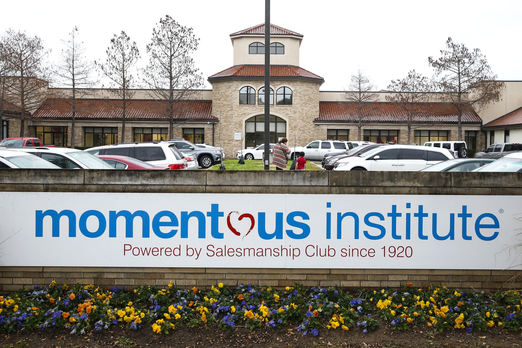 Momentous Institute is pictured on Friday, Jan. 10, 2020 in Dallas. (Ryan Michalesko/The Dallas Morning News)