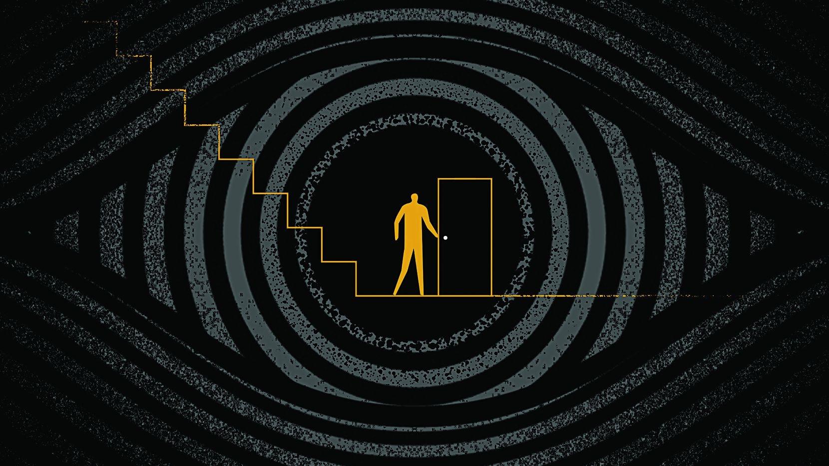 Hipnosis investigativa, una práctica considerada deficiente por investigadores y detectives en otros estados, ha mandado a docenas de hombres a prisión en Texas, algunos incluso han sido condenados a la pena de muerte. (Michael Hogue/ Ilustración)