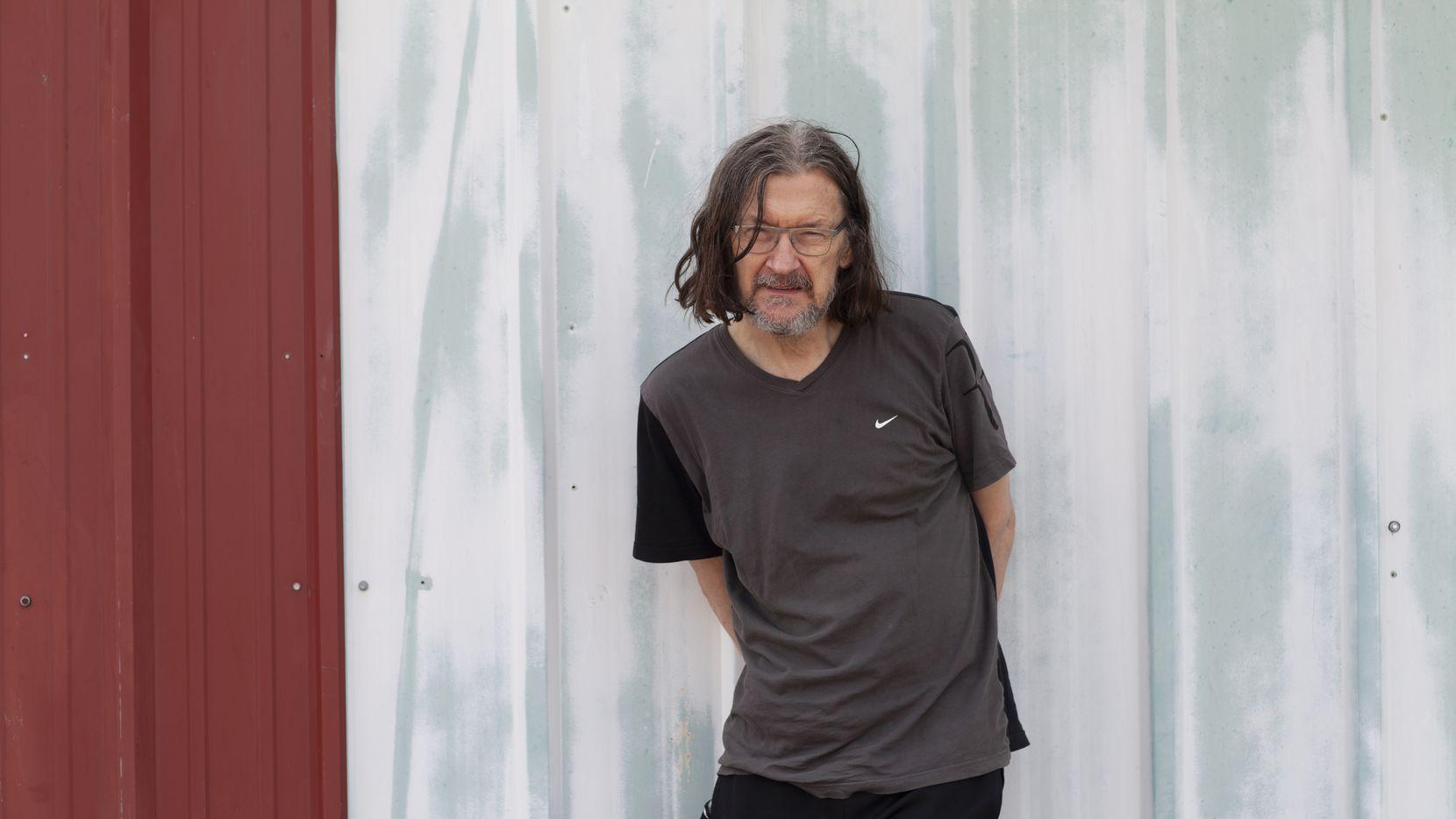 "Artist Bogdan Perzynski's ""Half Slave and Half Free"" exhibition runs through July 3 at Liliana Bloch Gallery in Dallas."