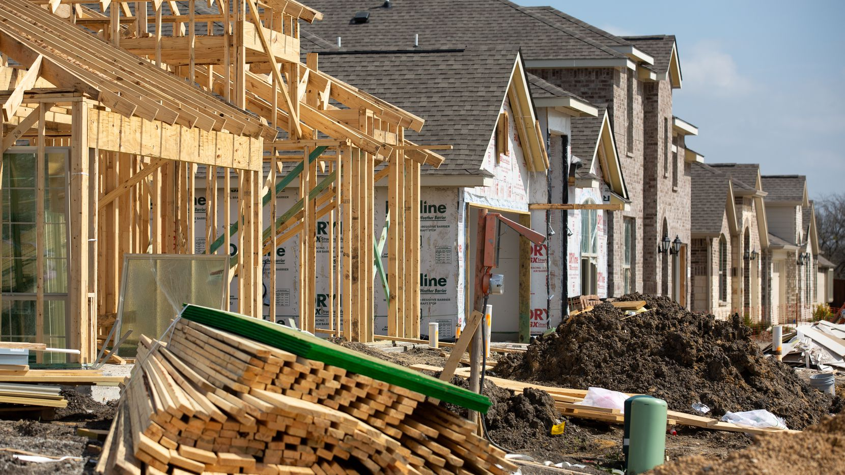 Forney is already one of the Dallas area's top homebuilding markets.