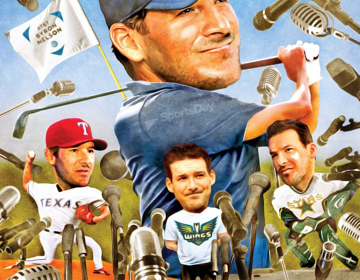 What will former Cowboys quarterback Tony Romo try his hand at next?