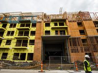 At midyear, 38,654 apartment units were under construction in North Texas