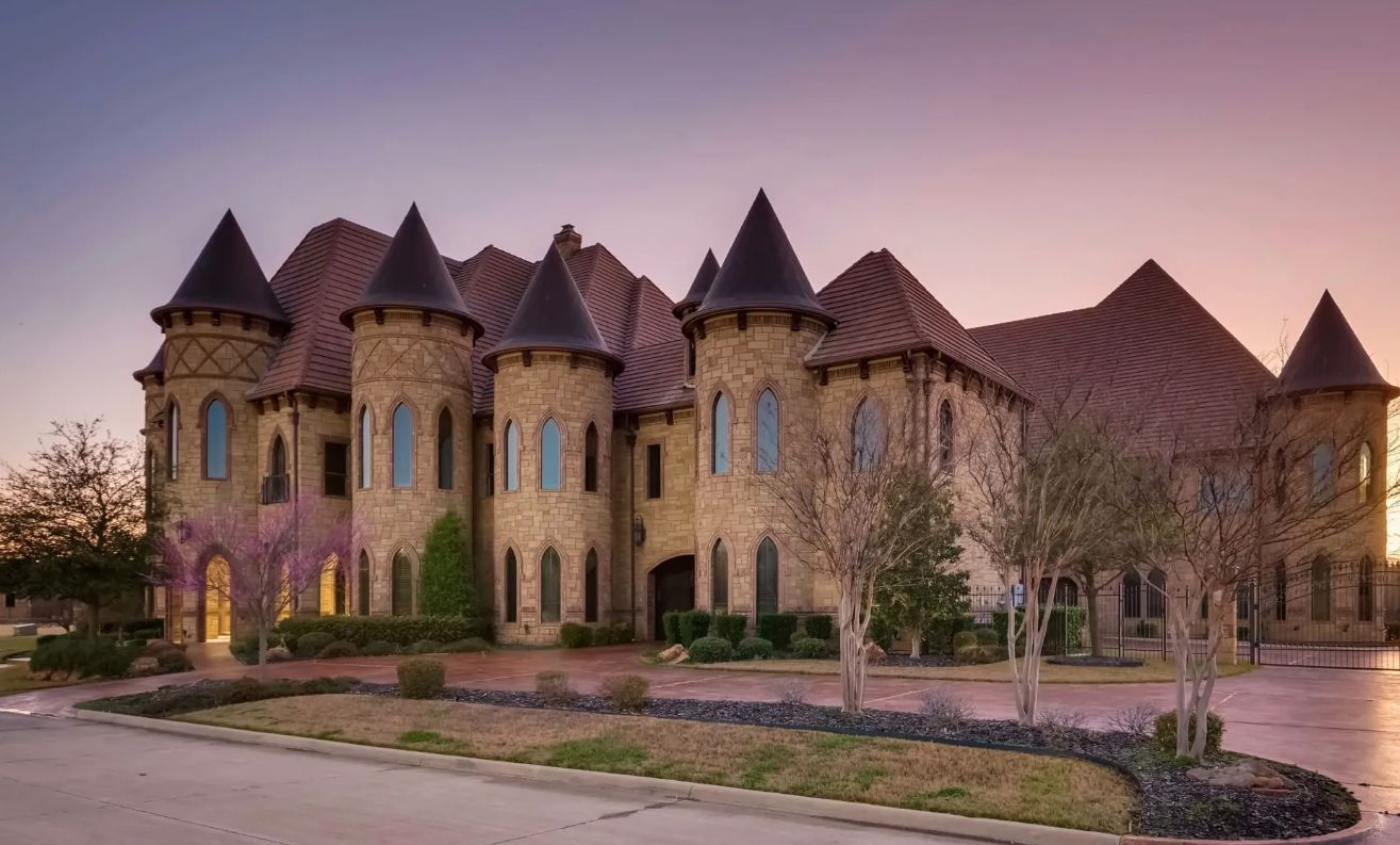 The Southlake estate was last offered for sale at $3.5 million.