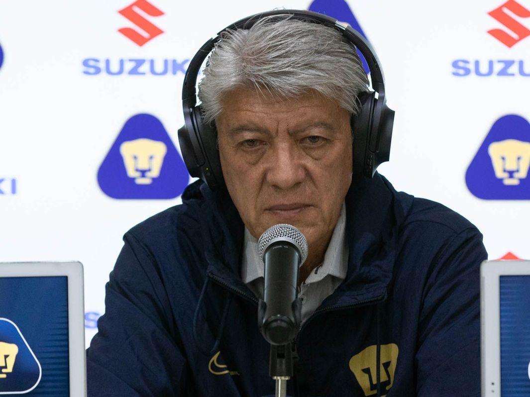 Jesús Ramírez renunció a su cargo como presidente deportivo de los Pumas de la UNAm en la Liga MX.