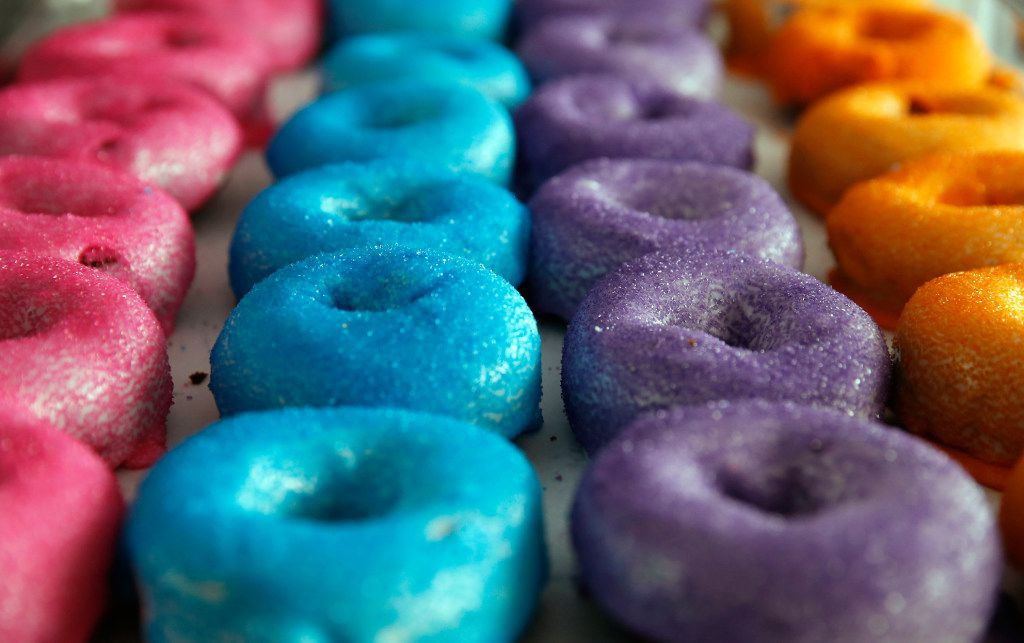 Hurts Donut, founded in Missouri, has opened its first Texas shop in Frisco. It opened Jan. 25.