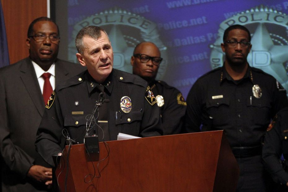 DeSoto Police Chief Joseph Costa has defended his officers' actions.