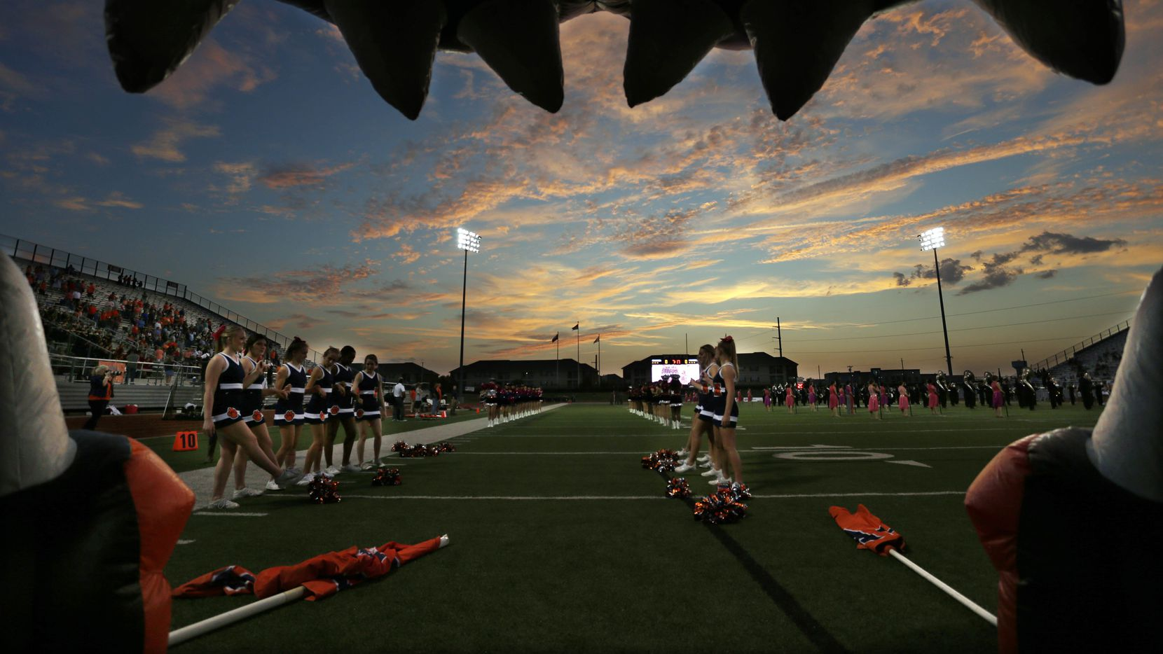 Generic high school football photo.