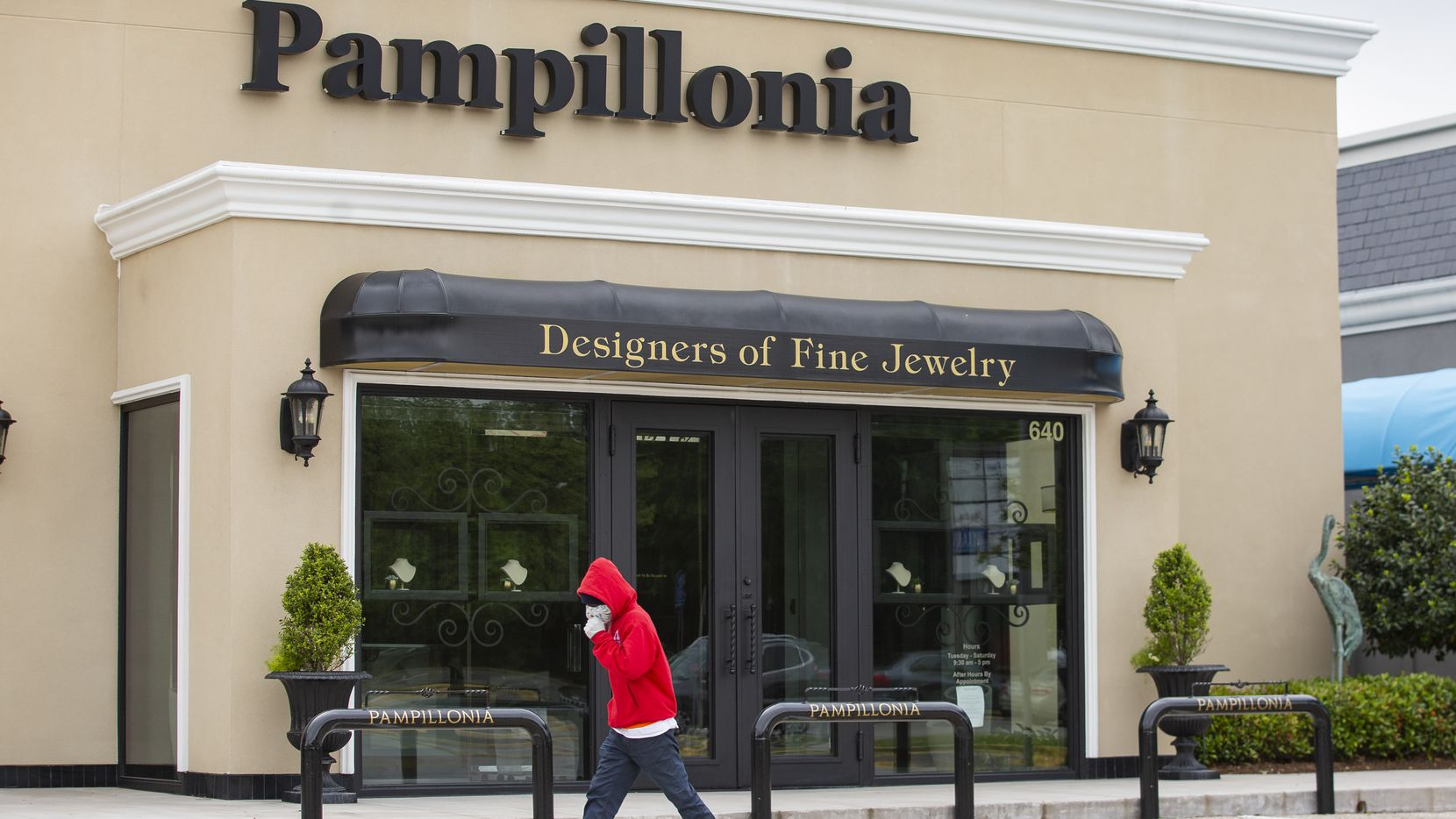 "Pampillonia Jewelers in Richardson has been closed due to coronavirus-induced shelter-in-place orders. A ""paycheck protection program"" loan through the federal government will allow it to keep its 55 employees on the payroll through the crisis."