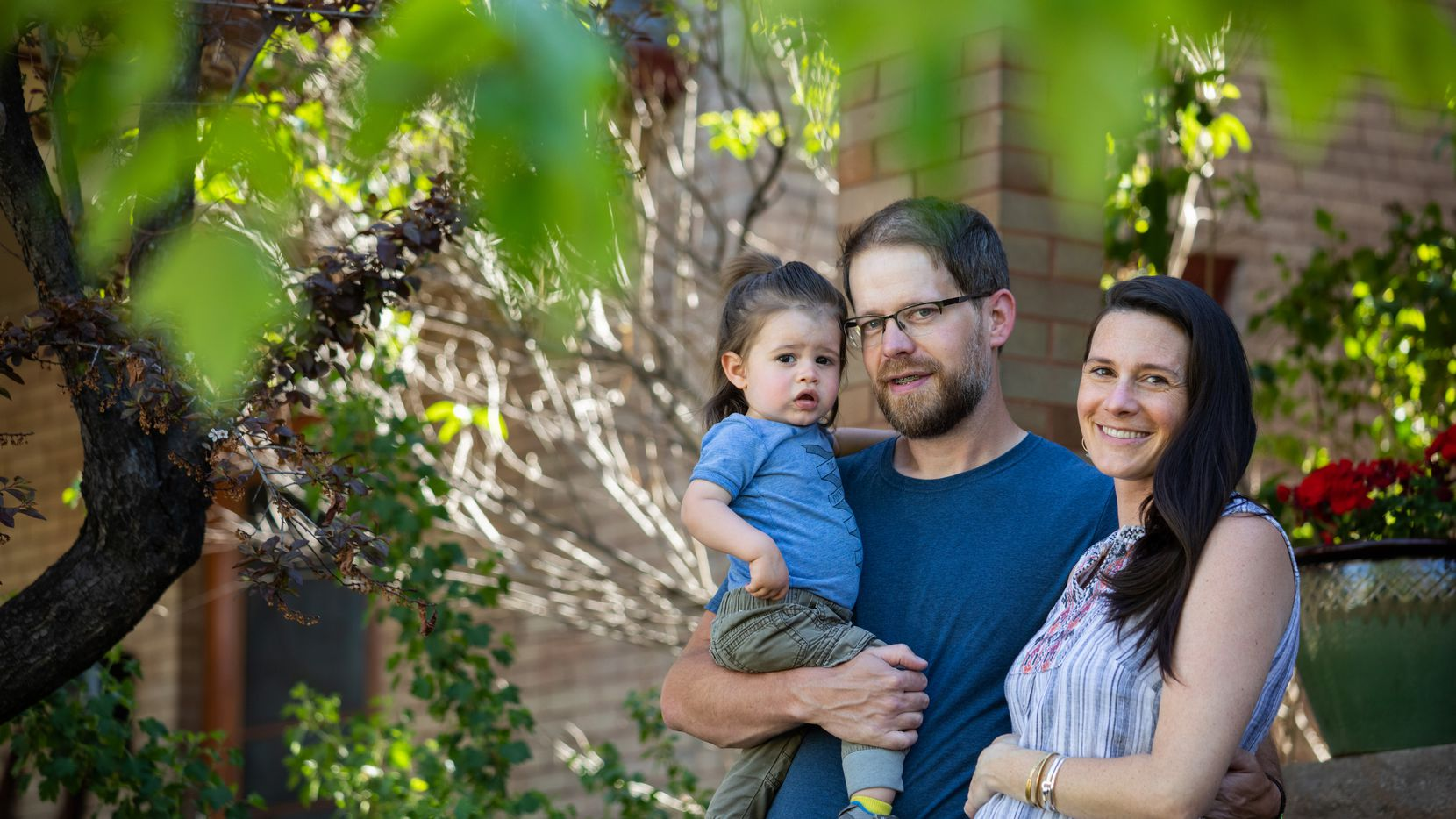 When Timothy Regan had coughing fits and a low-grade fever from late March into April, his COVID-19 worries weren't only about himself. He was also concerned for his pregnant wife, Elissa, and their 1-year-old, Finn, both of whom also felt sick with COVID symptoms in April.