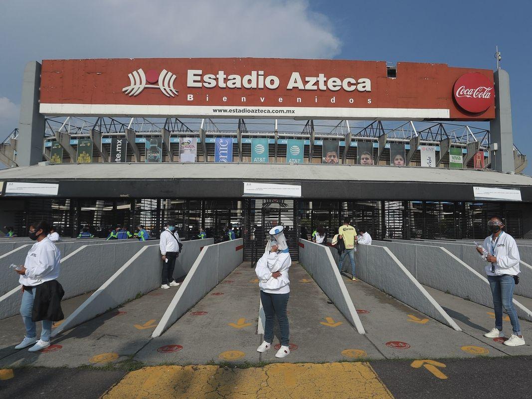 El Estadio Azteca sería sede de un Copa del Munda por tercera ocasión.
