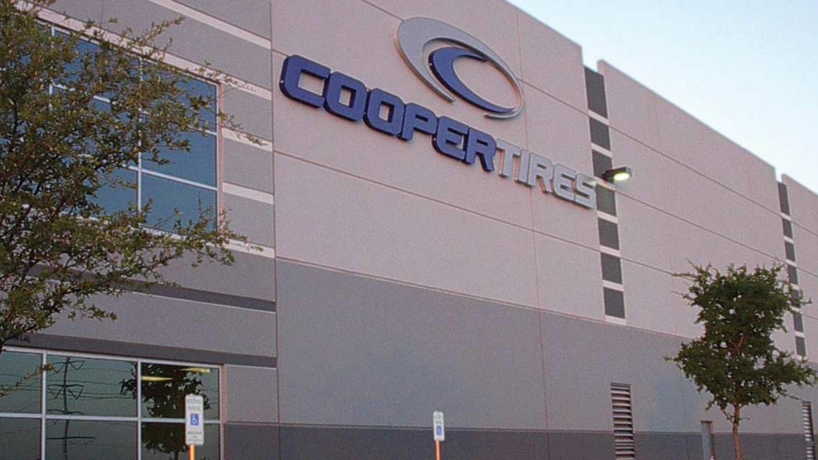 The Grand Prairie warehouse has housed a Cooper Tires distribution center.