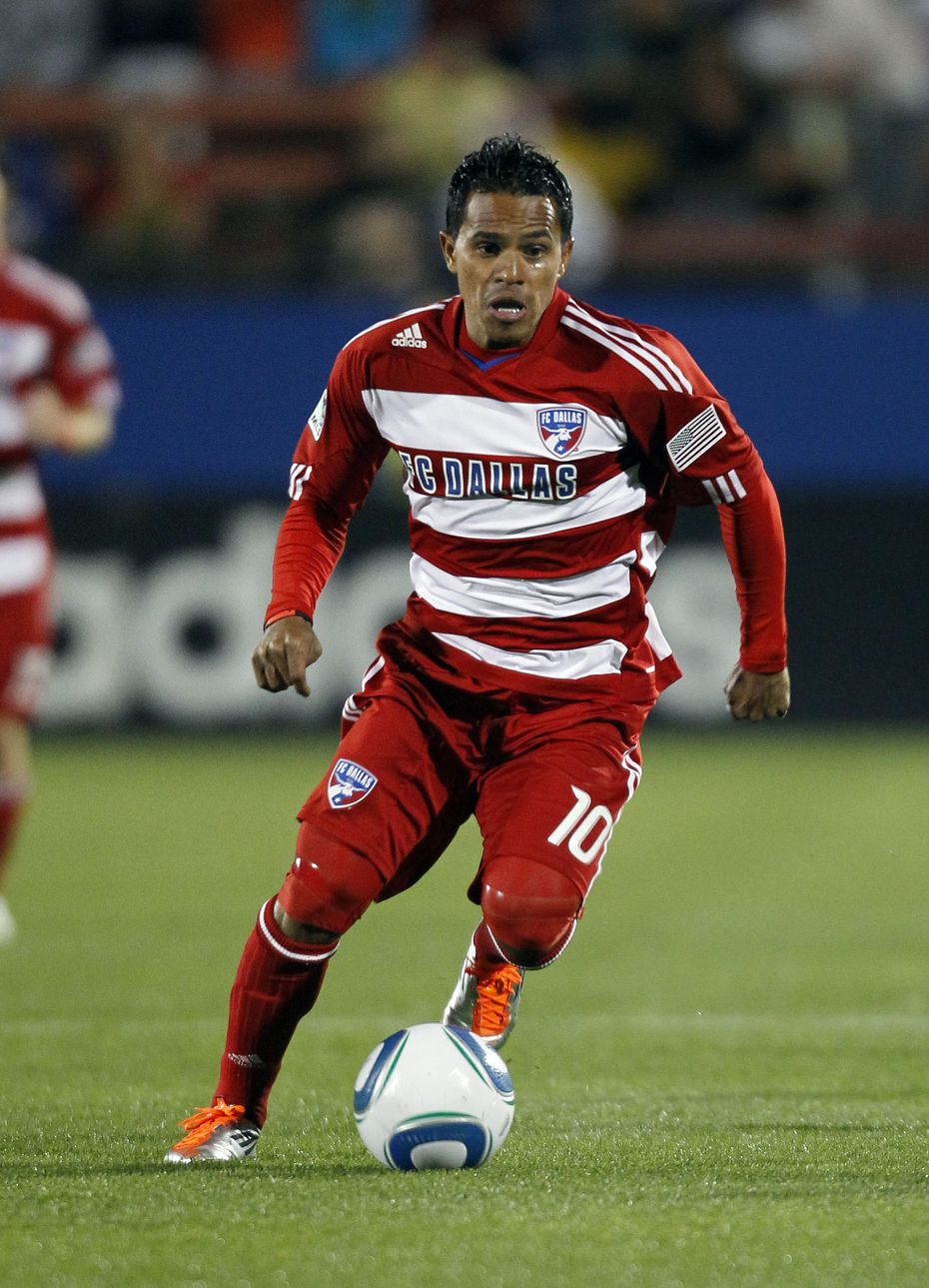 David Ferreira dejó huella en su paso por el FC Dallas y ahora su hijo sigue sus pasos.