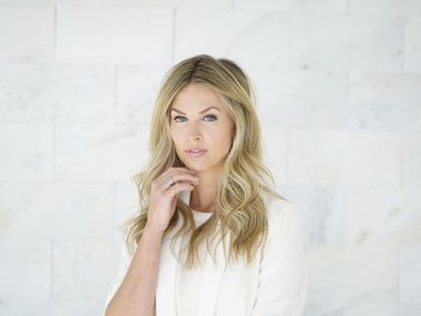 Jamie O'Banion founded BeautyBio after growing up experimenting in a beauty lab run by her father, Dr. Terry James, who made products used by plastic surgeons.