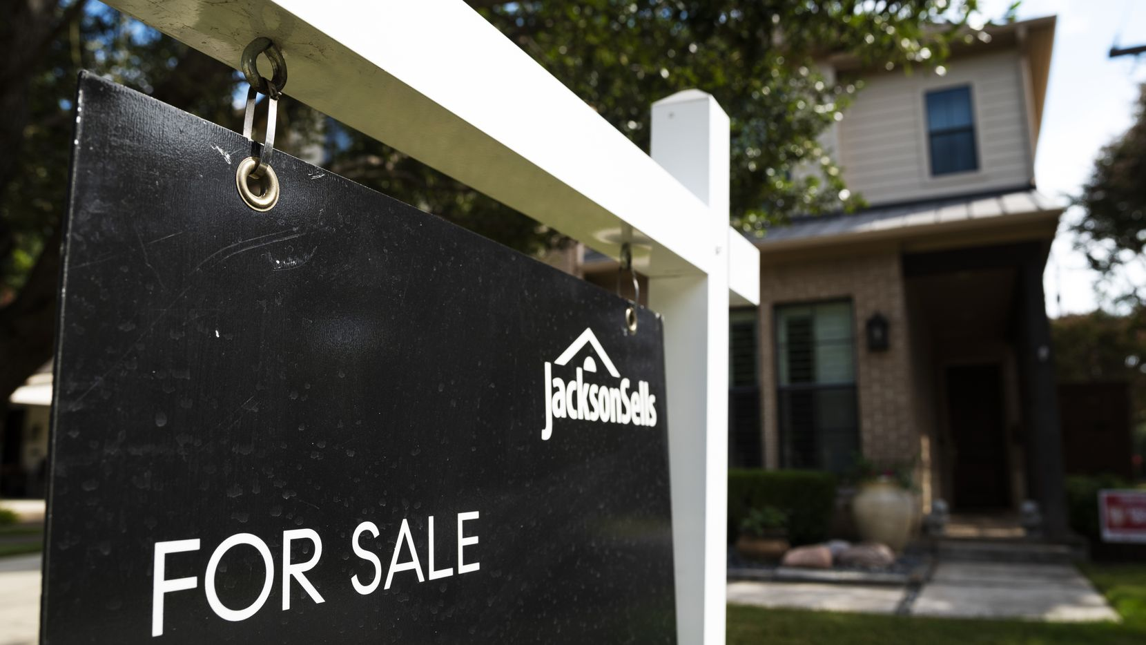 Asking prices for North Texas homes are up by more than 10% from September 2020.