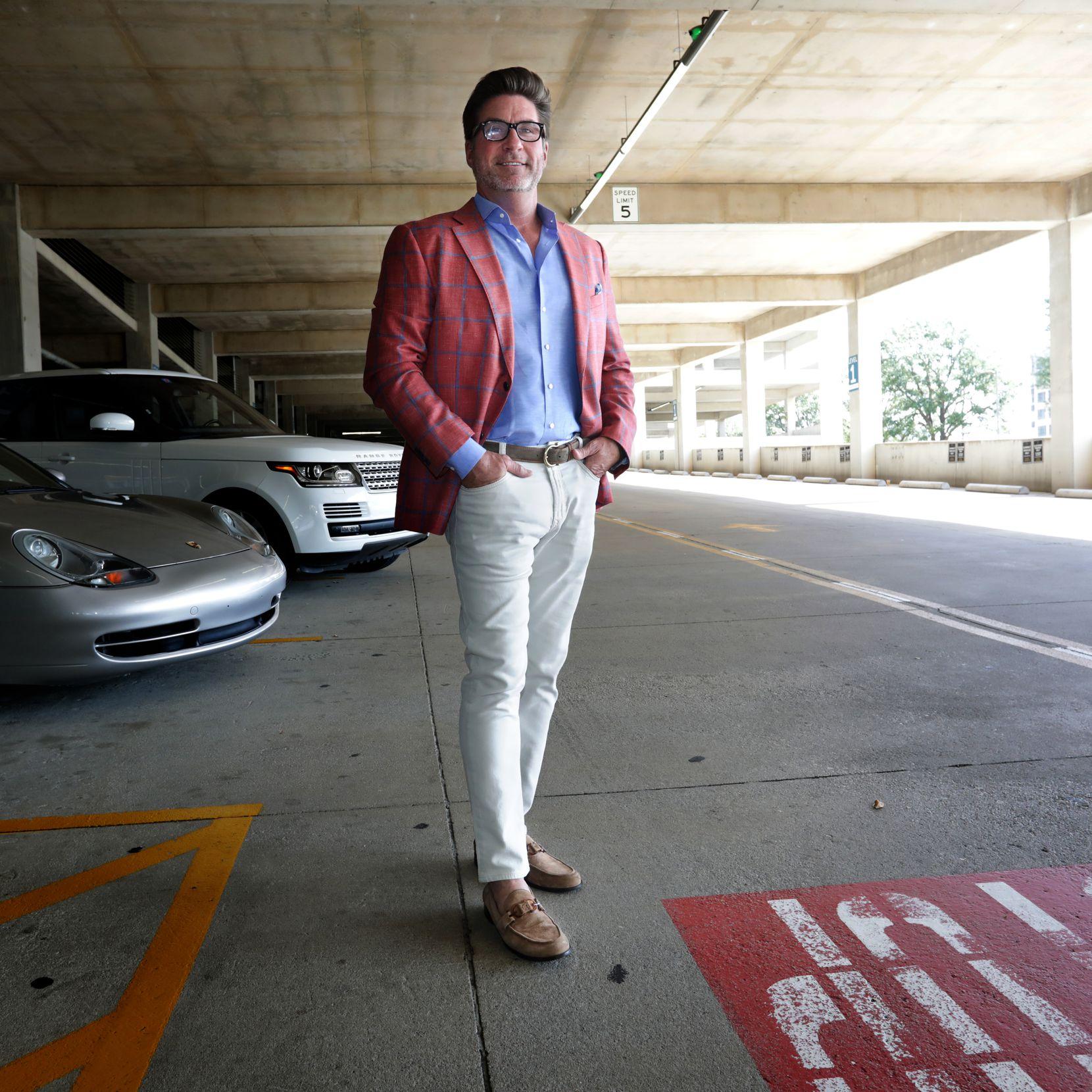 Michael Tatum is owner of Lone Star Valet
