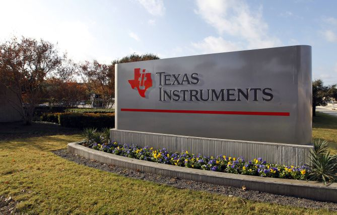 Dallas-based Texas Instruments Inc. said most of its markets deteriorated in the quarter, with automotive and communications-equipment demand among the weakest.