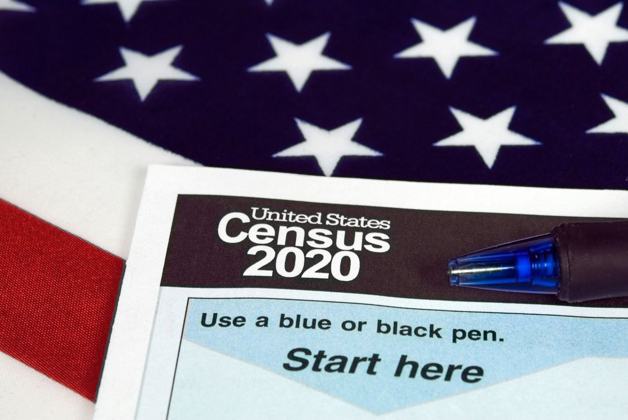 Documento del Censo 2020.