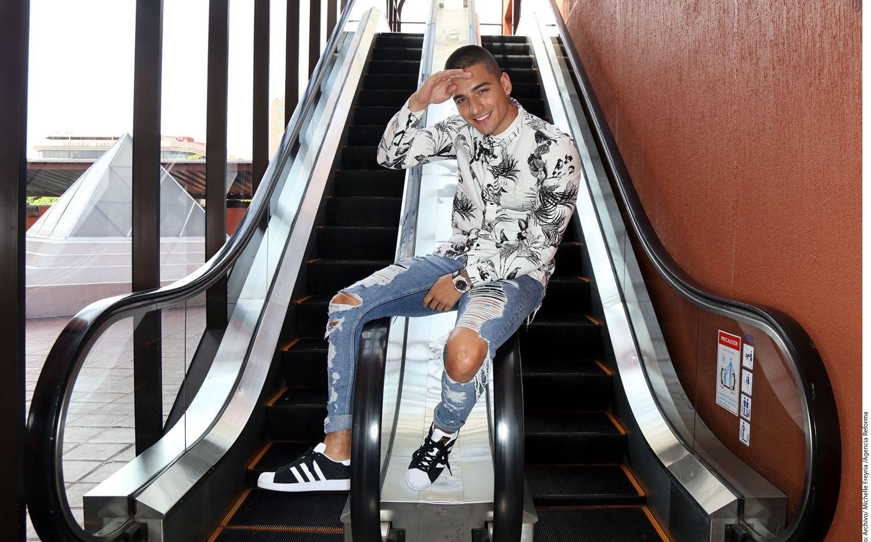 """Maluma, llamado """"Pretty Boy"""" por su disco y gira Pretty Boy, Dirty Boy, es el intérprete latino más poderoso en Instagram, con 11.8 millones de seguidores. /AGENCIA REFORMA"""