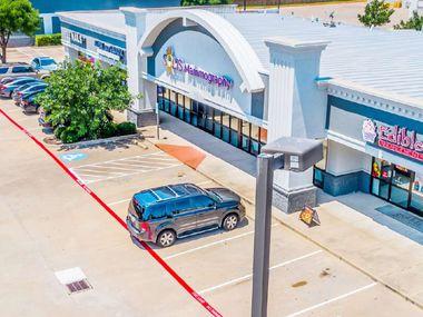 Uptown Center is in Cedar Hill.
