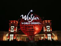WinStar World Casino and Resort, en Thackerville, Oklahoma.