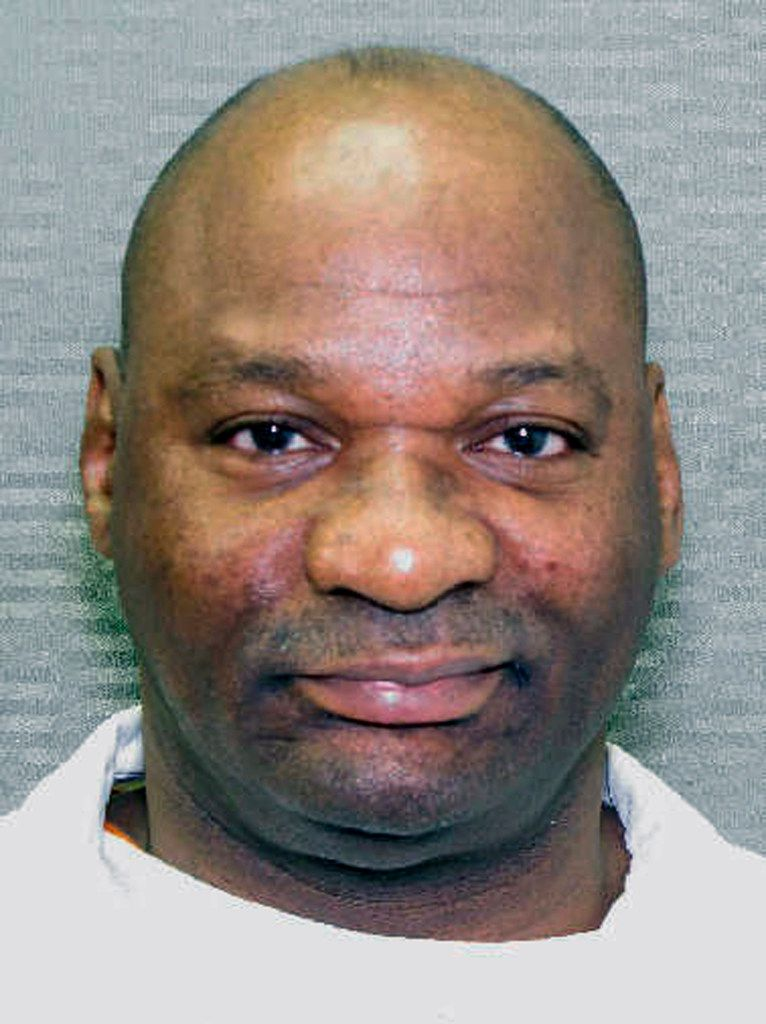 Medical experts say Bobby Moore, who has been on death row for 36 years, is intellectually disabled. On one test, he recorded an IQ score of 59. (Texas Department of Criminal Justice)