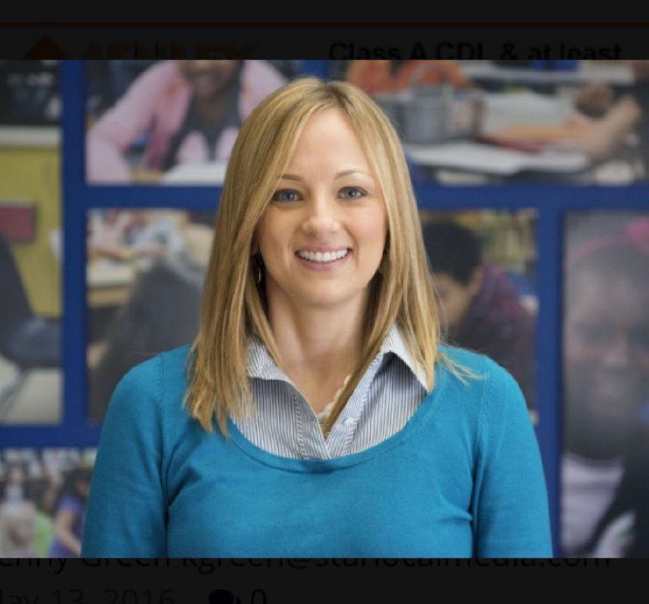 Allison Hargroves is a math teacher at Shaw Elementary. Hargroves is the 2016 Mesquite ISD Elementary Teacher of the Year.